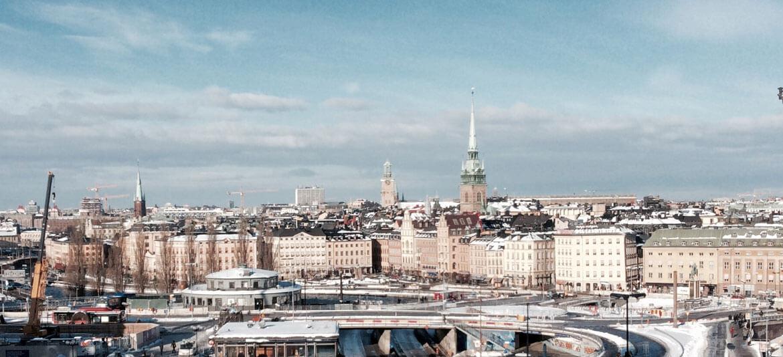 """STOCKHOLM –""""Venedig des Nordens"""""""