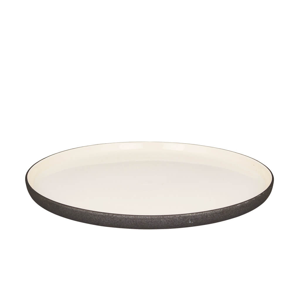broste copenhagen esrum teller big pastateller plate 28 cm. Black Bedroom Furniture Sets. Home Design Ideas