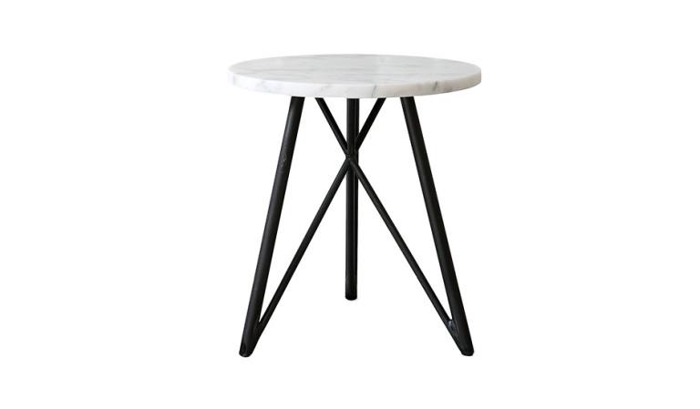 Nutsandwoods Side Table Rund