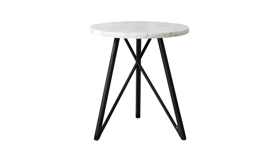 Nutsandwoods Side Table Rund