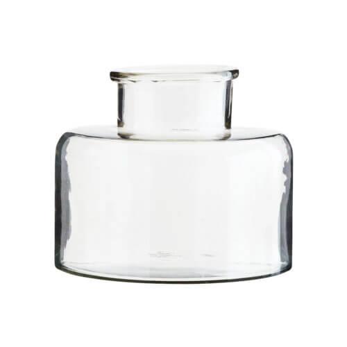 Madam Stoltz - Vase mit breitem Boden