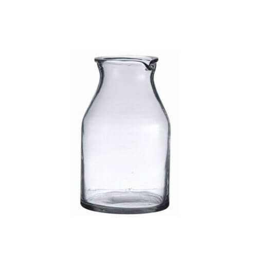 Madam Stoltz – Krug aus recyceltem Glas