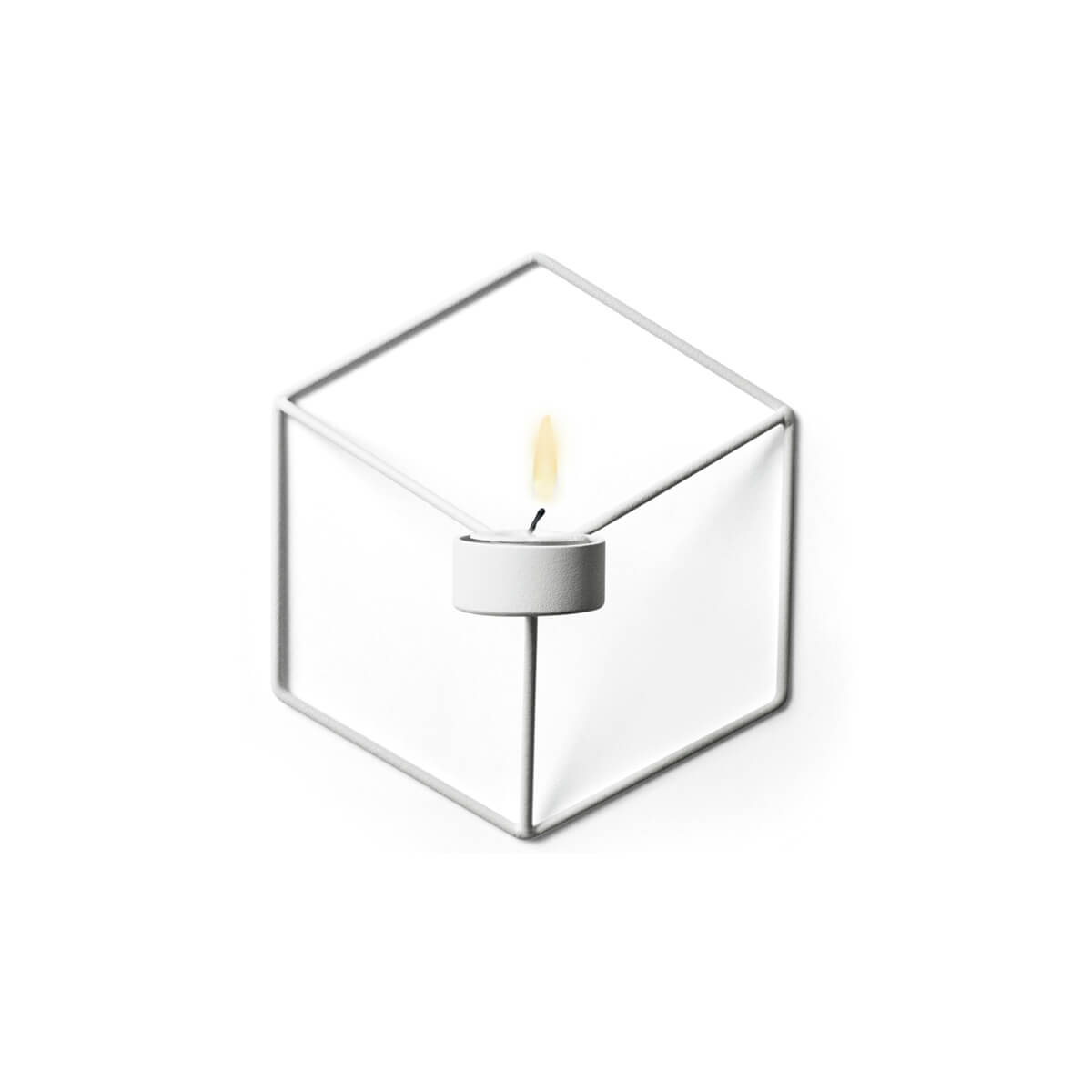 MENU – POV Teelichthalter – Weiß