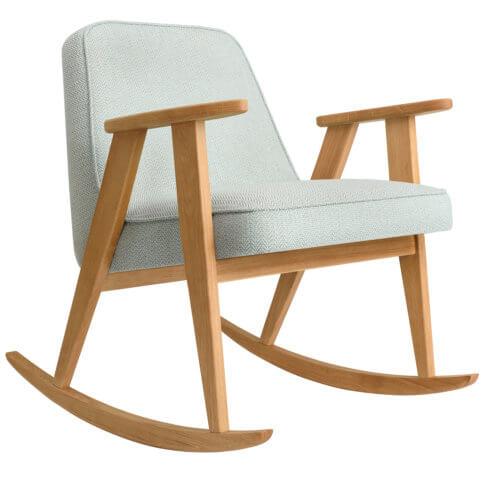 366 Rockingchair (Schaukelstuhl) Kollektion Tweed Mentos