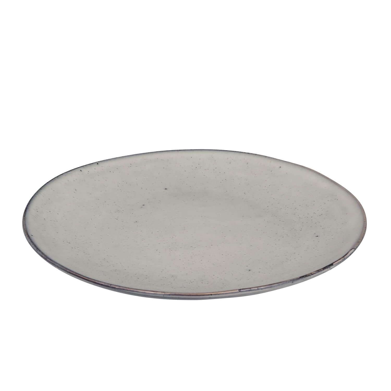 broste copenhagen geschirr nordic sand teller mittagsteller 26 cm. Black Bedroom Furniture Sets. Home Design Ideas