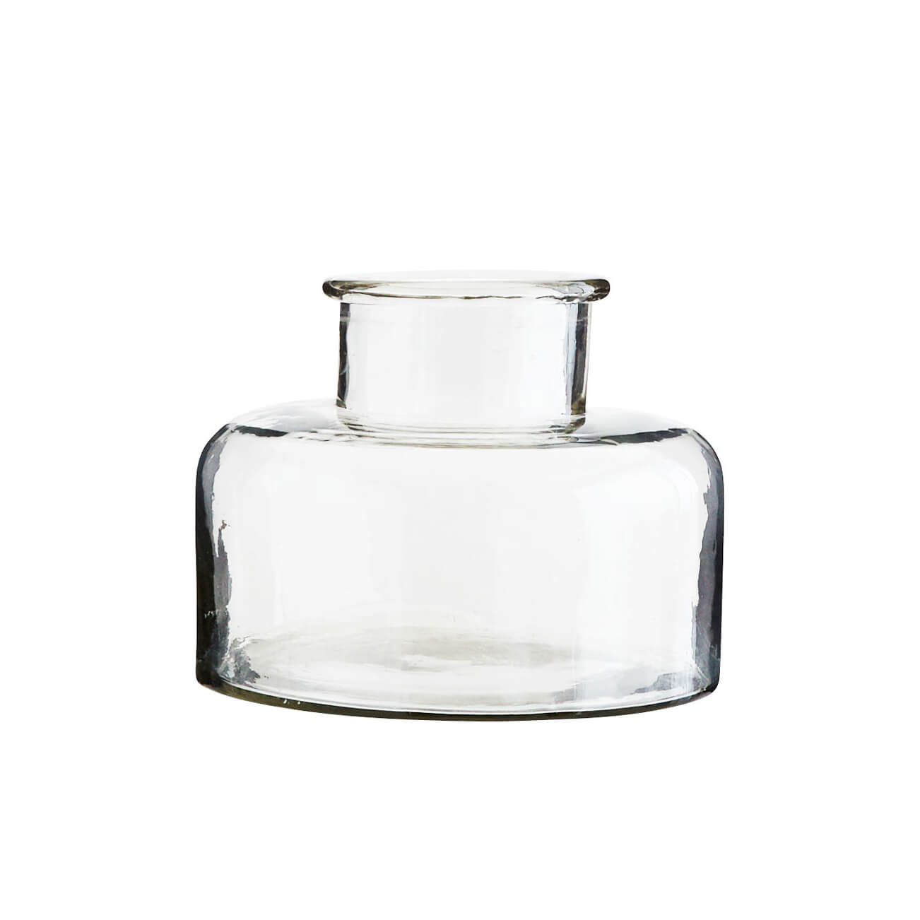 Madam Stoltz – recyceltes Glas-Vase