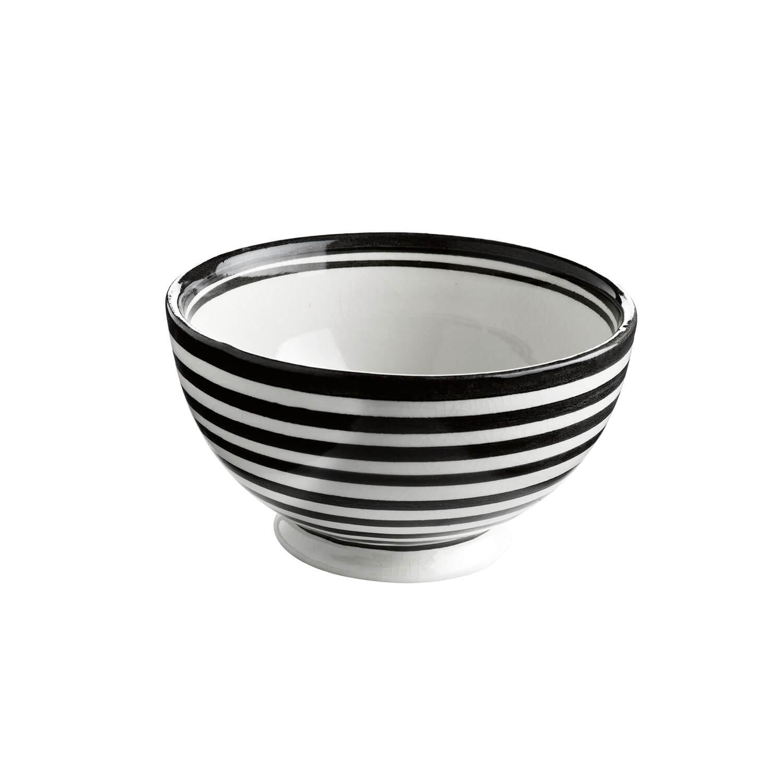 TineK Home – Schale CEBOWL – Black & White – ca. Ø 15 cm