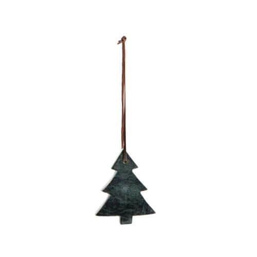 Madam Stoltz – Weihnachtsbaum – Marmor Grün