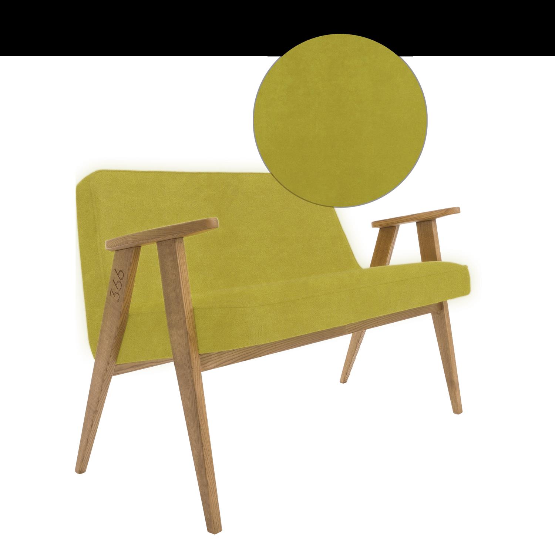 366 Double-Seater oder Sofa – Kollektion Velvet