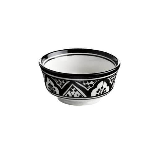 TineK Home – Schale CEBOWL – Black & White – ca. Ø 10 cm