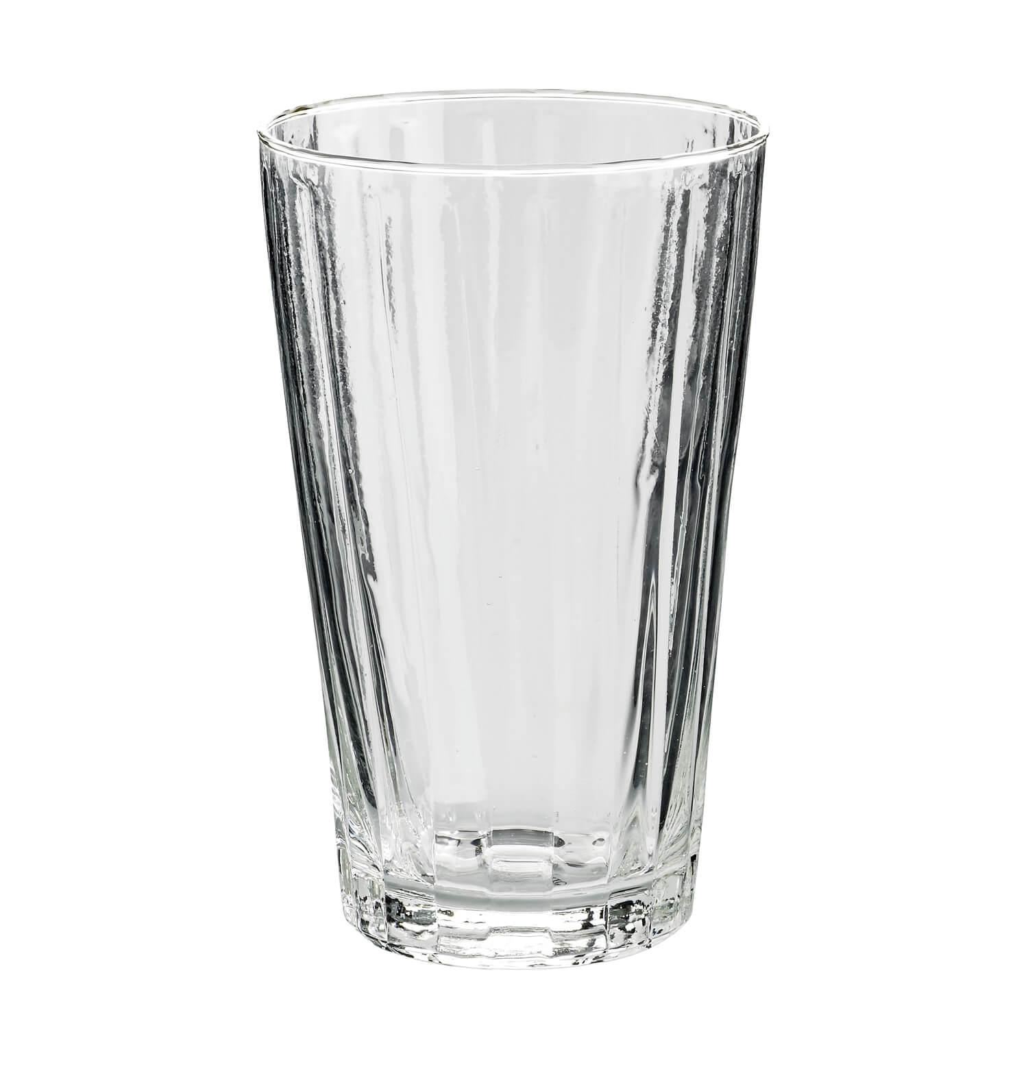 TineK Rillendesign-Glas L