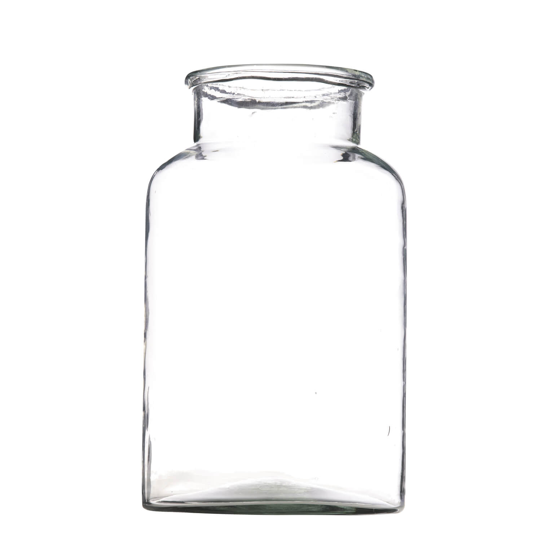 Madam Stoltz – Vase aus Glas
