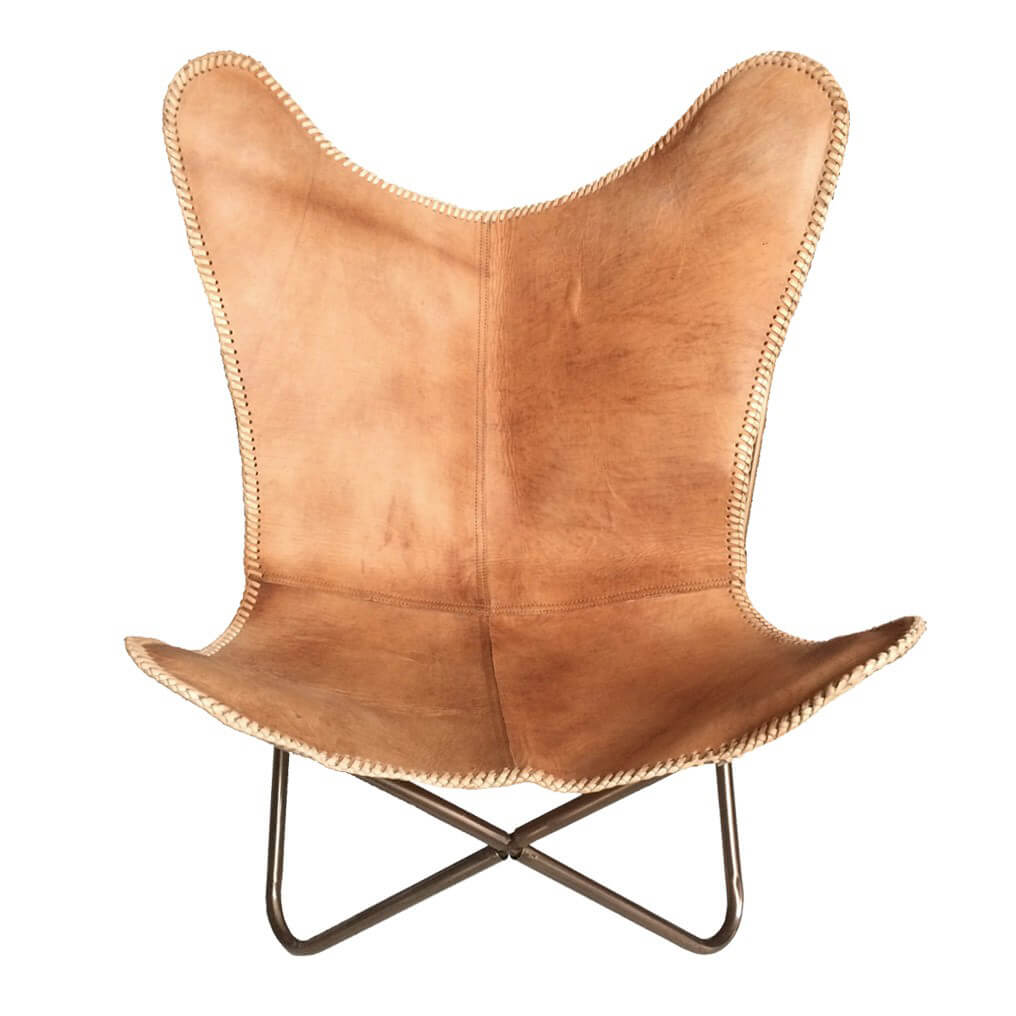 Butterfly Chair – Natural Brown