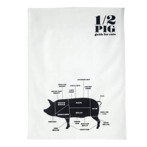 Geschirrtuch PIG