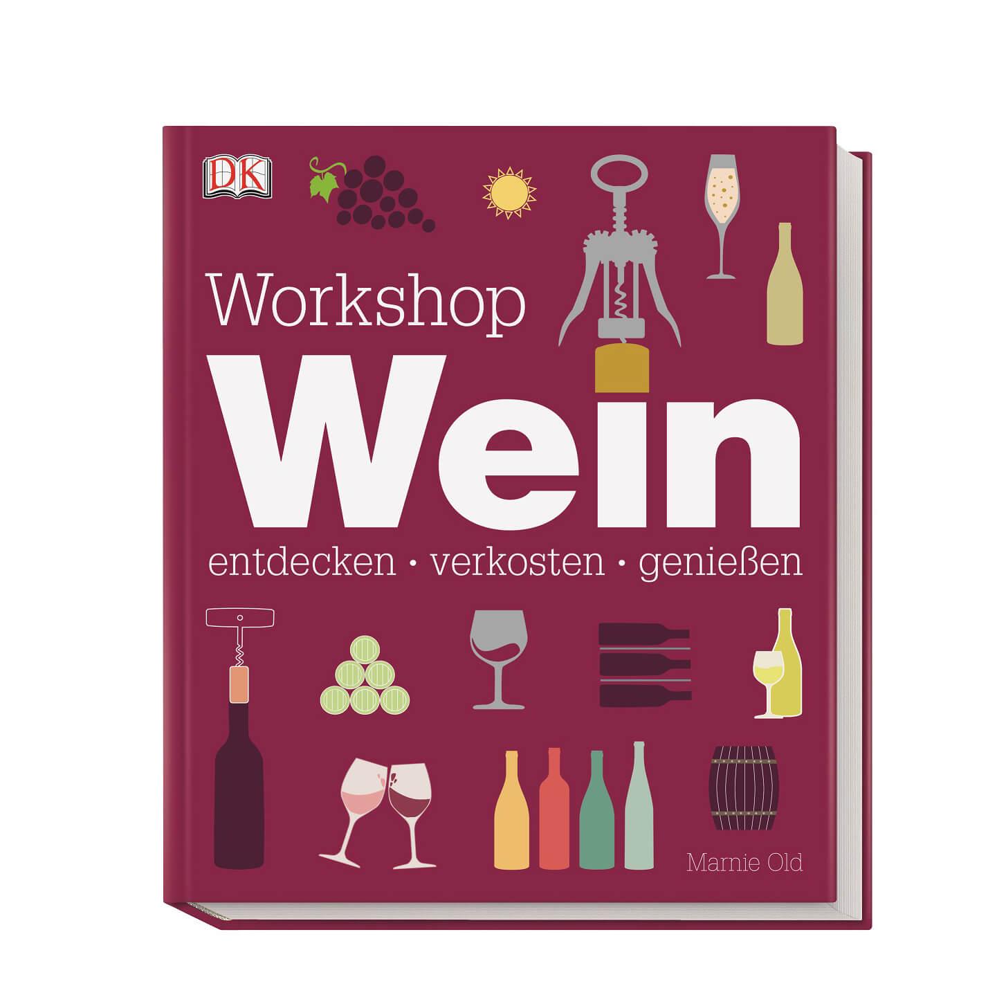 Workshop Wein - entdecken - verkosten - genießen