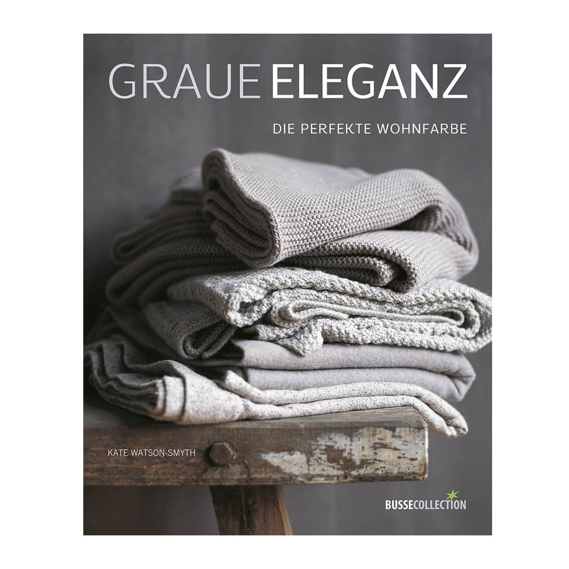 Graue Eleganz: Die perfekte Wohnfarbe