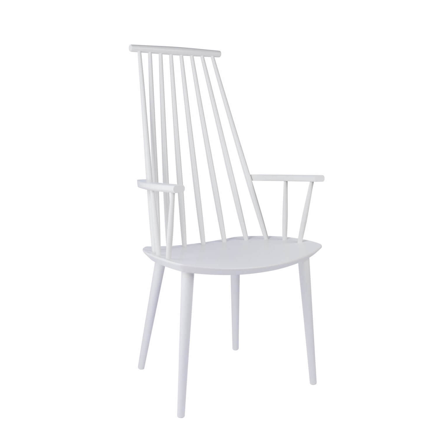 hay chair j110 white kultdesigner j ergen b kmark sitzh he 44 5cm. Black Bedroom Furniture Sets. Home Design Ideas