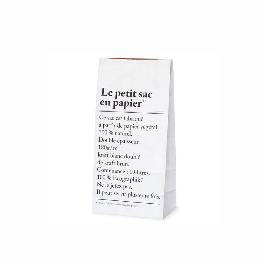 Le petit sac en papier – Paper Bag – Small