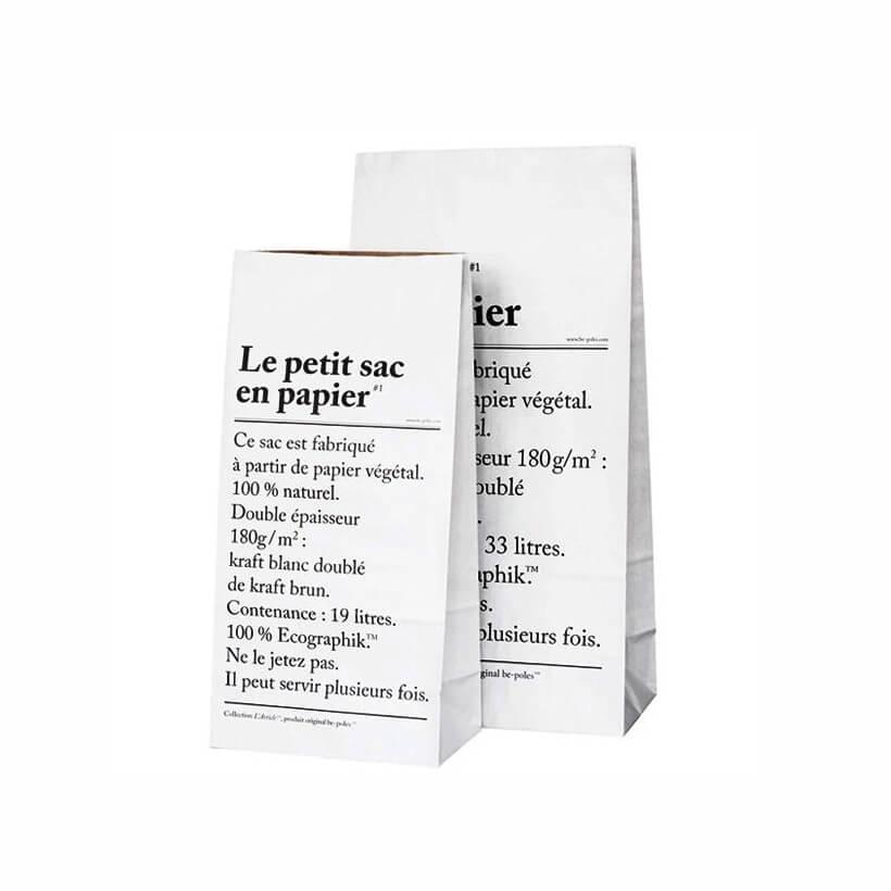 Le sac en papier – Paper Bag