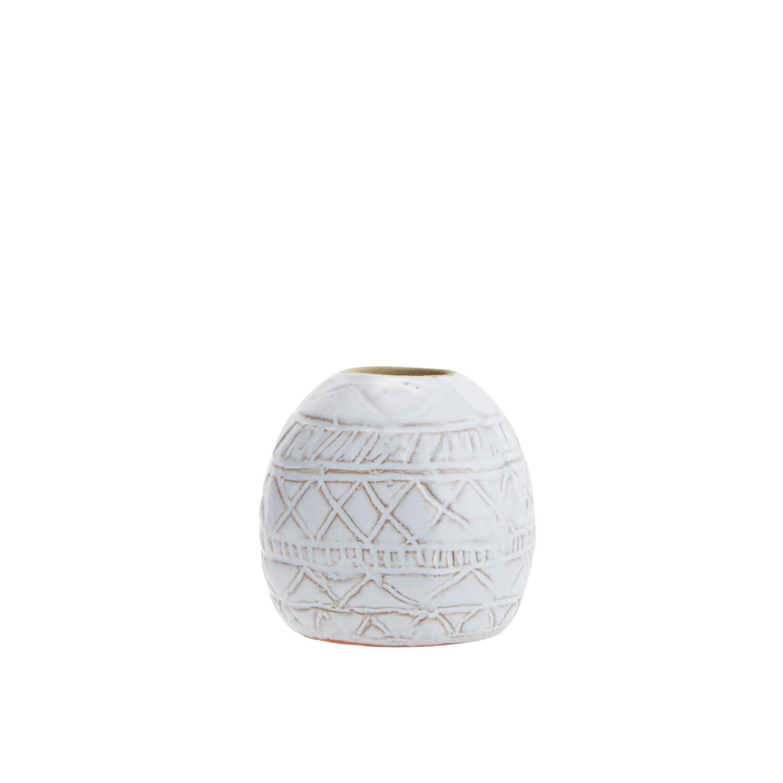 Madam Stoltz – Vase aus recyceltem Terracotta