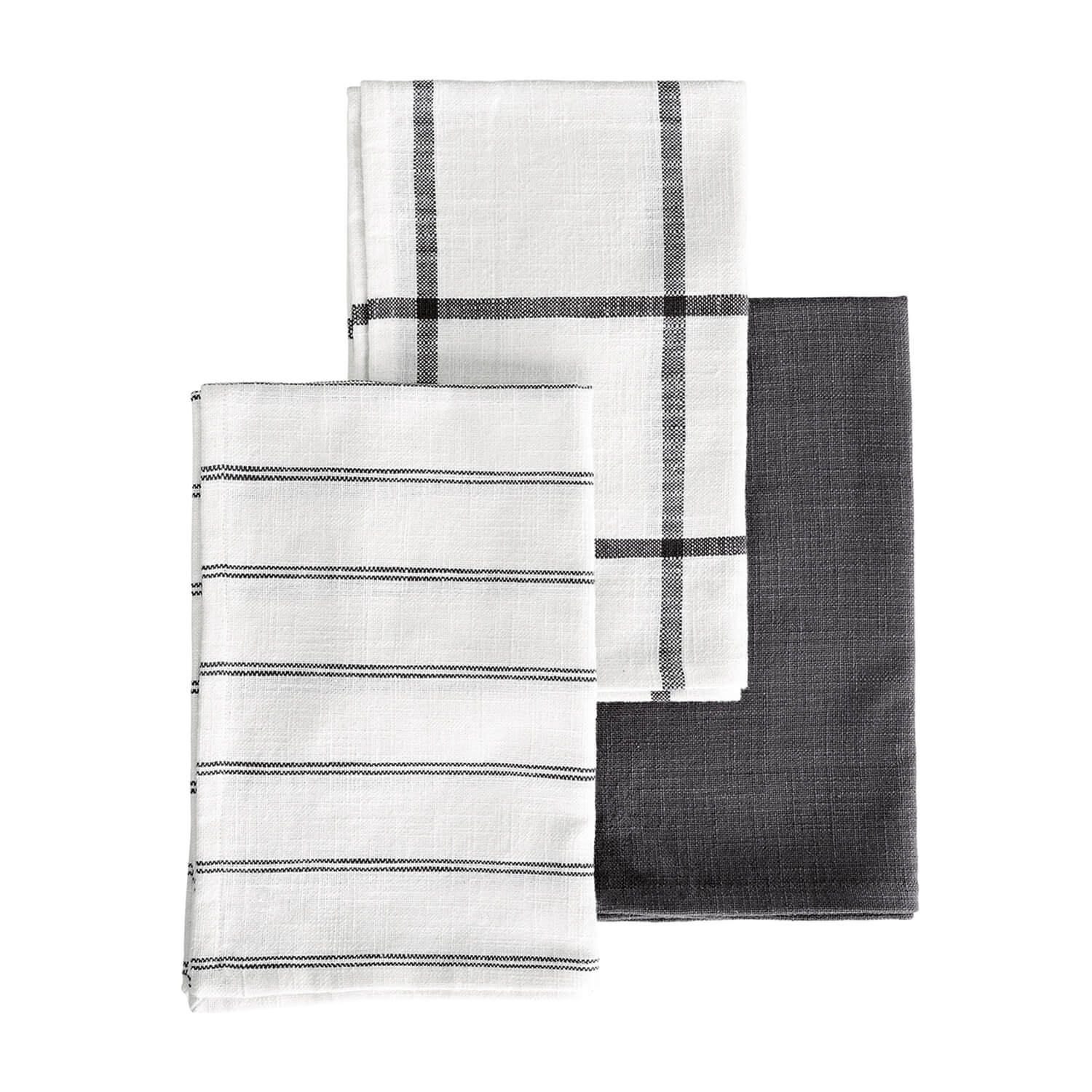 Tine K Home Collection – Geschirrtuch Kitomix Grey