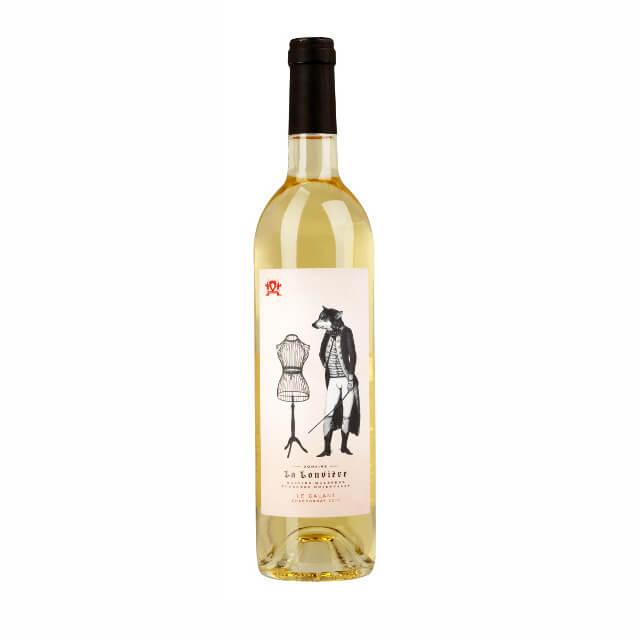 Weißwein La Galant – Domaine La Louvière
