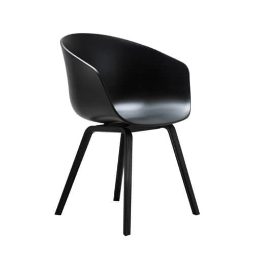 HAY – About A Chair AAC22 – Black