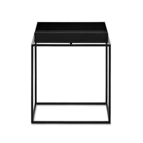 HAY – Tray Table Beistelltisch Schwarz