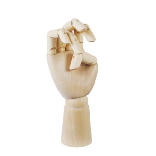 HAY - Wooden Hand - Holzhand - Größe M