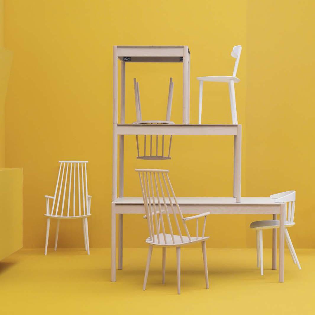 Hay Chair J110 White Kultdesigner J 248 Ergen B 230 Kmark