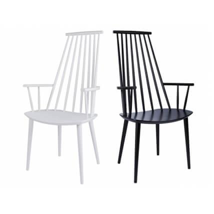 HAY Stuhl J110 Weiß