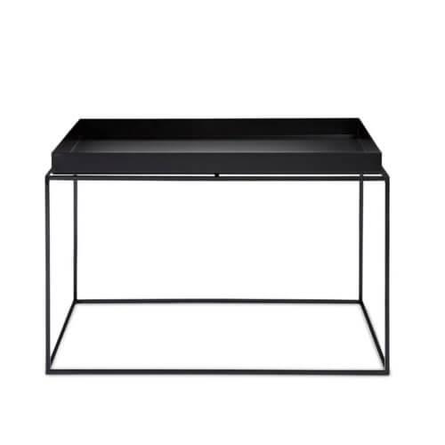 HAY – Tray Coffee Table Beistelltisch – Black