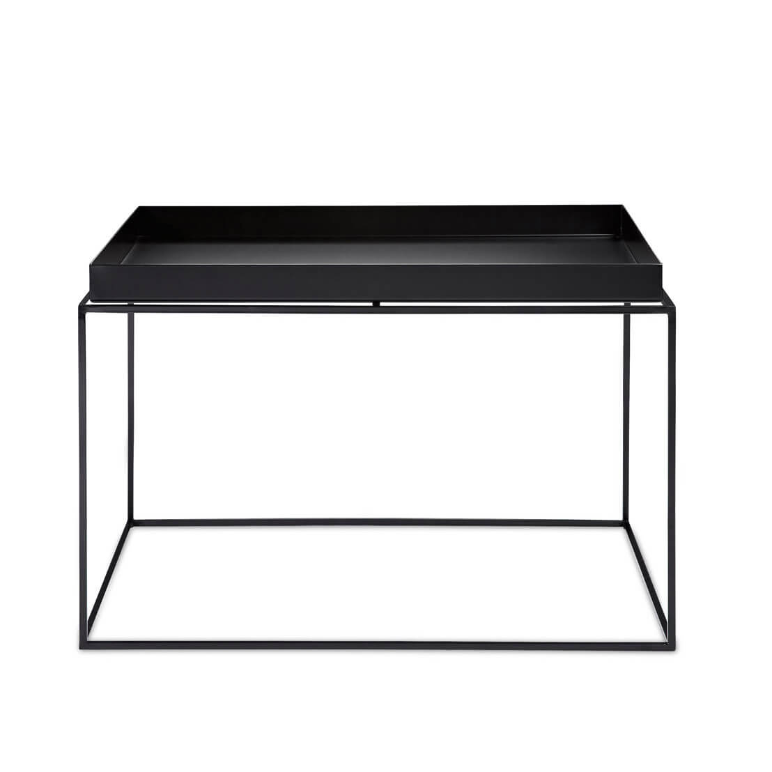 HAY – Tray Coffee Table Beistelltisch – Black