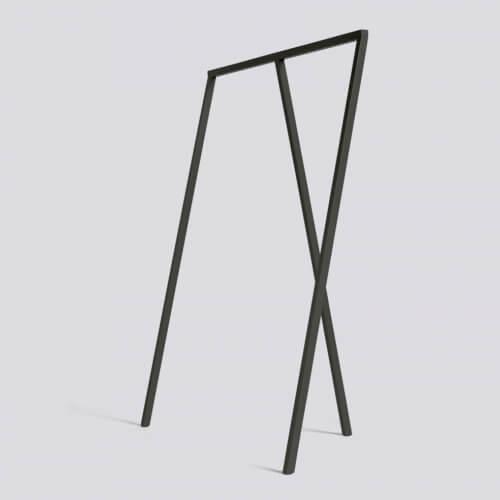 HAHAY – Loop Stand Garderobe – SchwarzY – Loop Stand Garderobe Black