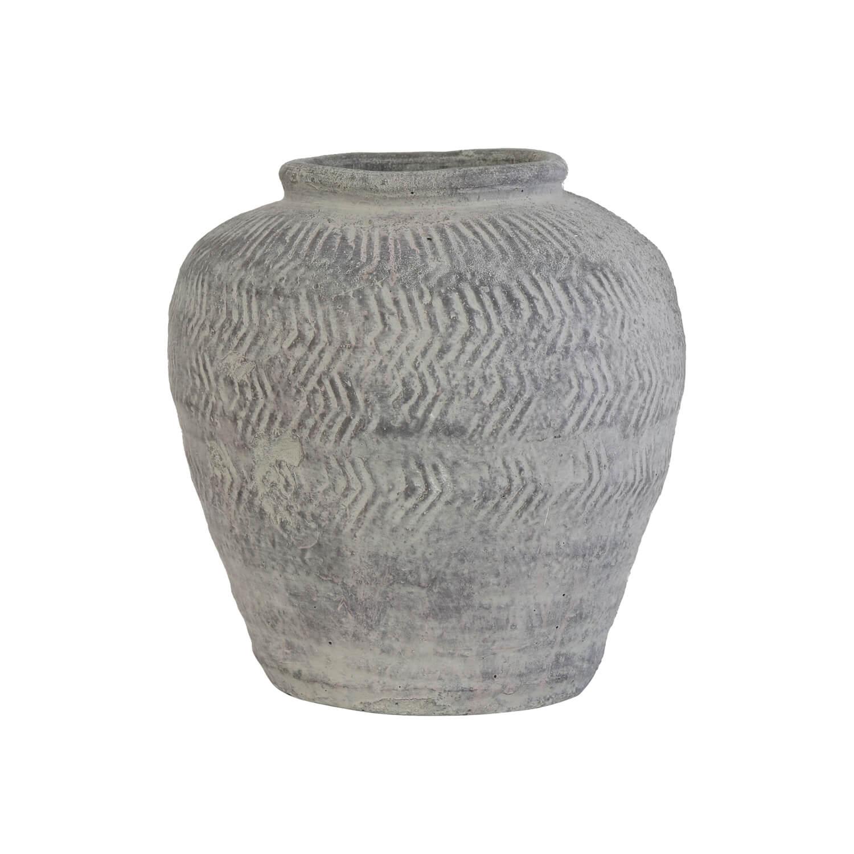 HK Living –Vase aus Zement M