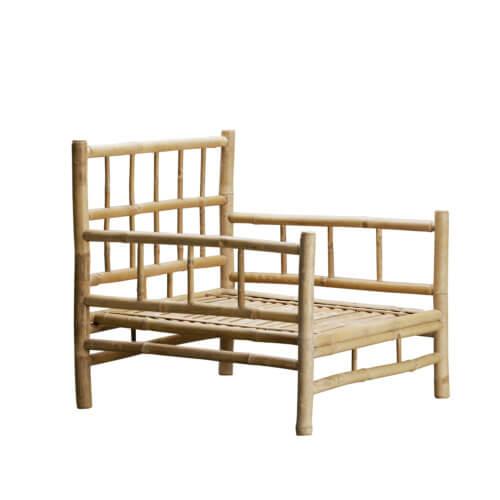 Tine K Home – Bambus Lounge Sessel