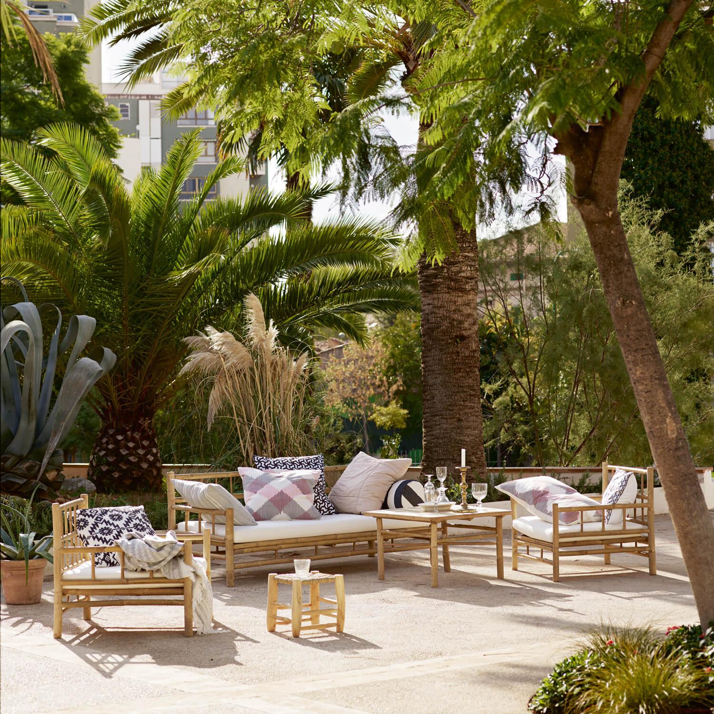 Tine K Home – Bambus Lounge Tisch