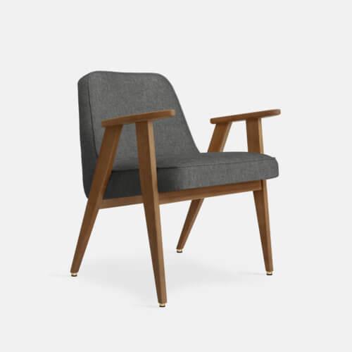 366-Armchair-W03-Loft-Grey