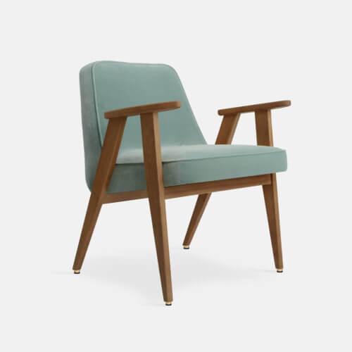 366-Armchair-W03-Velvet-Mint