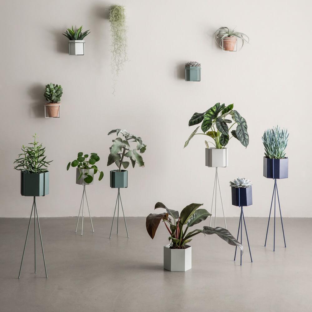Ferm Living – Blumenständer BIG – Schwarz