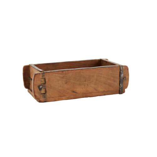 Madam Stoltz – Box aus recycelten Holz