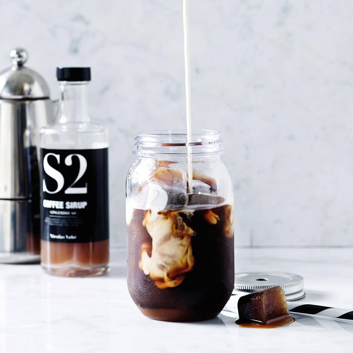 Nicolas Vahé – Kaffeesirup