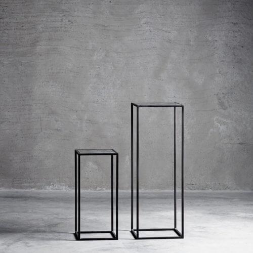 Tine K Home – 2er Set Beistelltische Metall