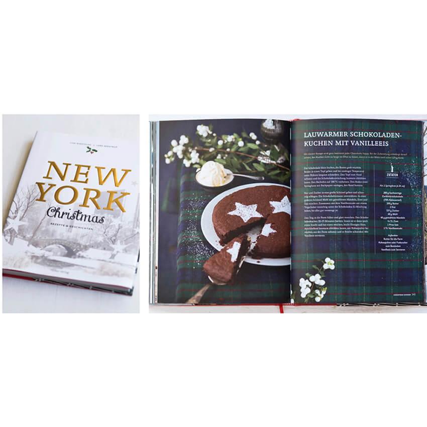New York Christmas – Rezepte & Geschichten
