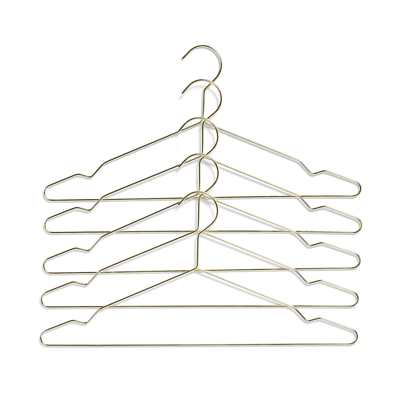 HAY – HANG Kleiderbügel – Messing