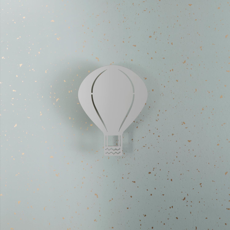 Ferm LIVING – Wandlampe Ballon – Grau