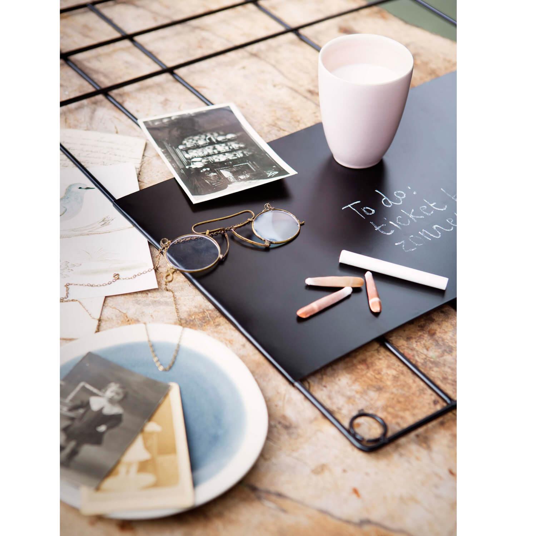 vtwonen – Memo-Board mit Magnettafel