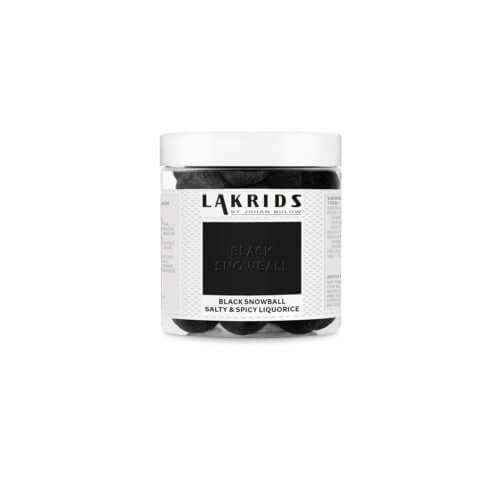 Lakrids – 2018 Black Snowball – Small