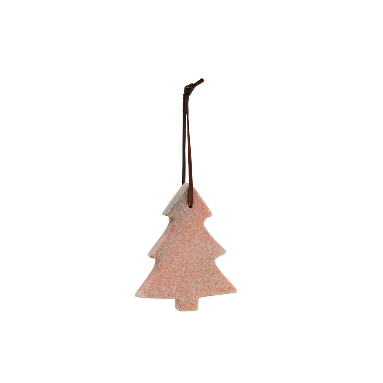 Madam Stoltz – Weihnachtsbaum – Marmor Rosa