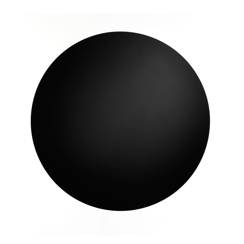 Ferm LIVING – Deckel für Korb Metall – Schwarz – L